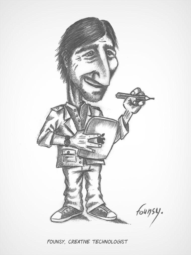 Founsy, Creative Technologiste